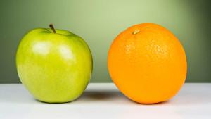 Porovnávajte podobné produkty s podobnými službami, aj pri poistení